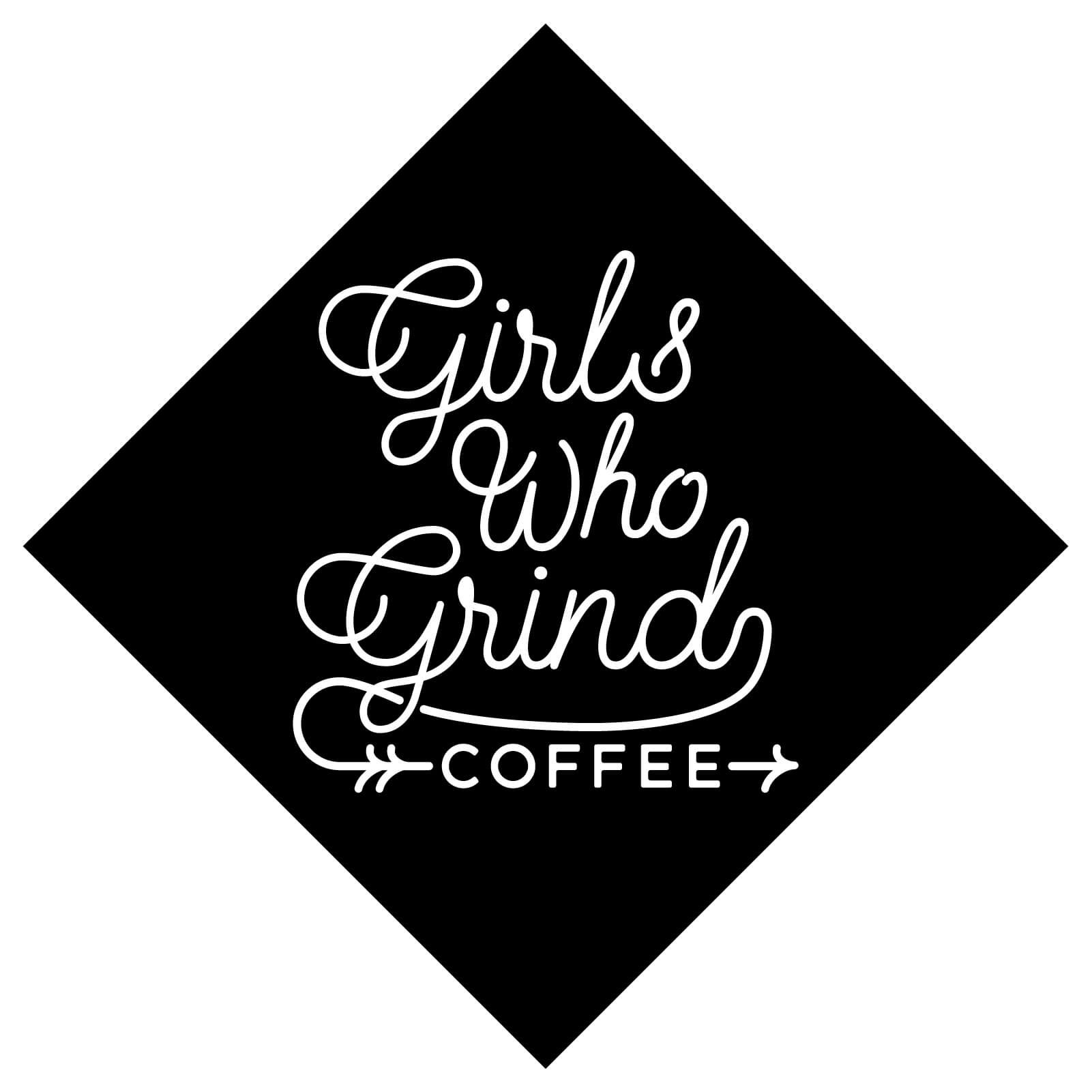 Girls Who Grind Coffee - pražírna kávy